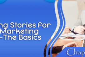 Using Stories for Marketing – The Power of Social Media Stories – part 2