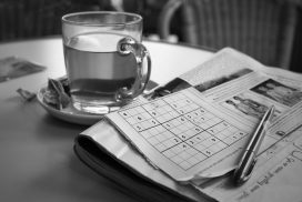 A Sudoku A Day Exercises The Brain